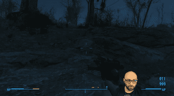 Fallout 4 player on Twitch.tv